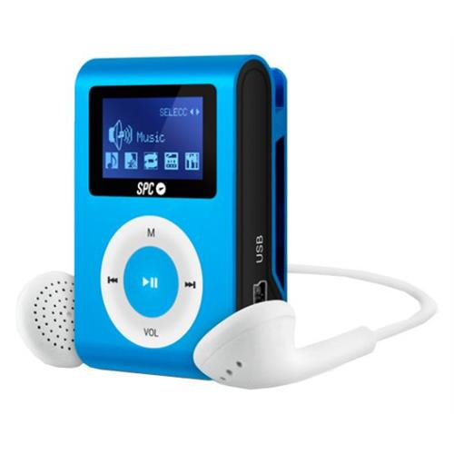 MP3 SPC         -SPORT CLIP 4GB AZ