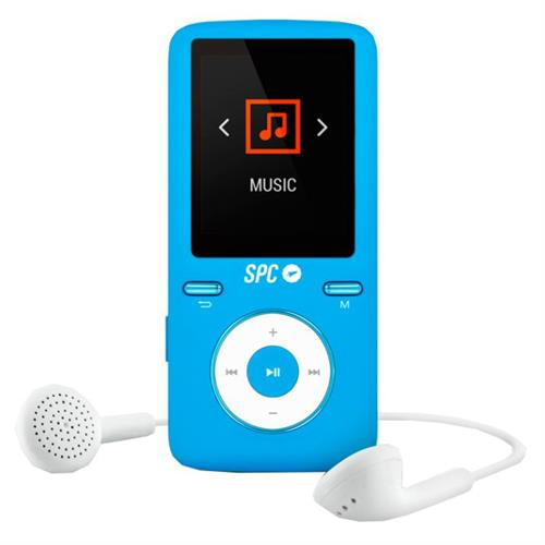 MP4 SPC  -PURE SOUND COLOUR 8GB AZ
