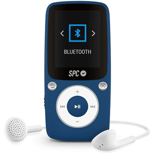 MP4 SPC  -PURE SOUND BLUETH-8GB AZ