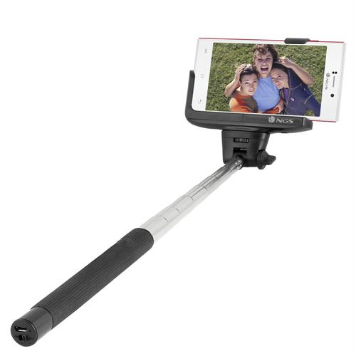 SELFIE STICK NGS BT       -SHOOTER