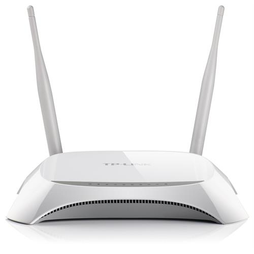 ROUTER TP-LINK 3G/4G WI-FI     -MR3420